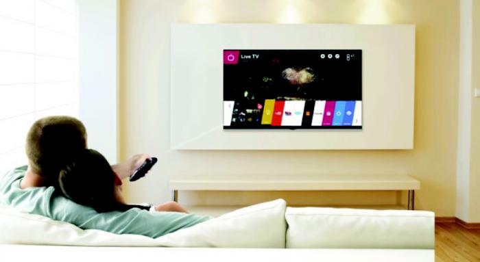 LG WebOS 1