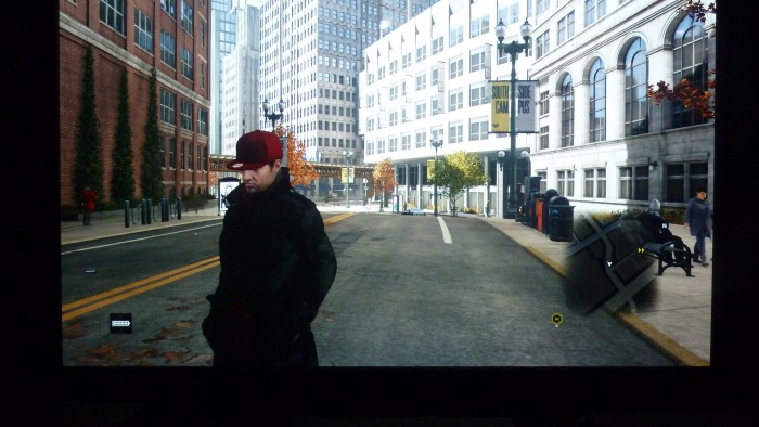 Watch Dogs - RC ON en position 0