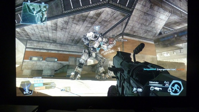 Titanfall - RC ON en position 0
