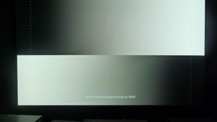 Sony HW-40 Shading
