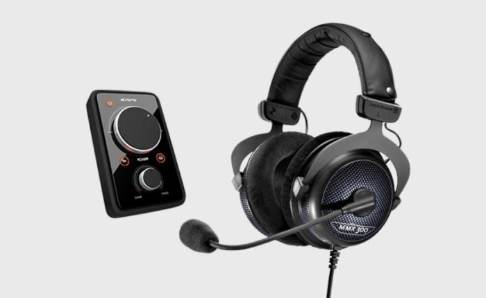 Beyer MMX 300 Mixamp Pro