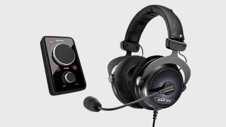 Casque gamer : l'avis de Falou sur le Beyerdynamic MMX 300 & l'Astro Gaming Mixamp Pro