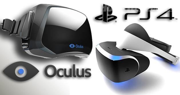 Oculus Rift Morpheus