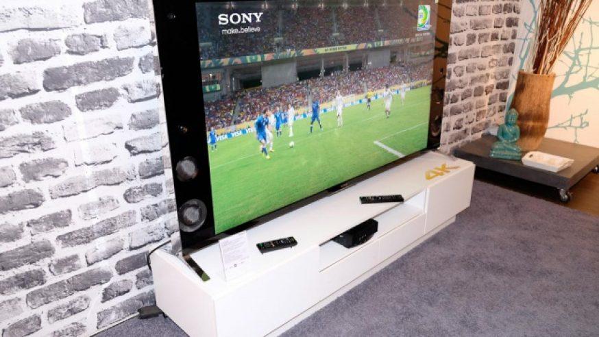 Le Sony KD-65X9005B élu TV ULTRA HD 4K Européen 2014-2015
