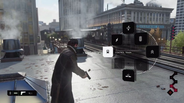 Watch Dogs d
