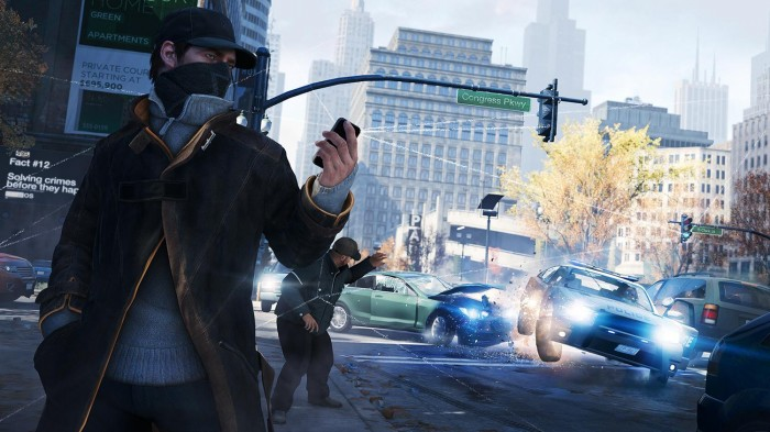 Watch Dogs e