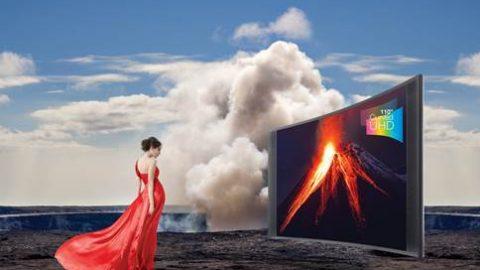 TCL présente le 110» China Star  le plus grand téléviseur UHD incurvé au monde