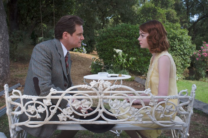 Colin Firth & Emma Stone, Magic in the Moonlight