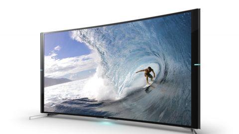 #IFAHCFR : Sony présente ses TV 4K Incurvés S90