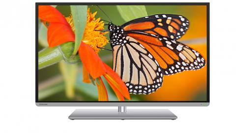 #IFAHCFR : Toshiba présente ses téléviseurs Smart TV T54