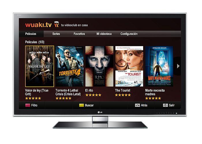 LG Smart TV