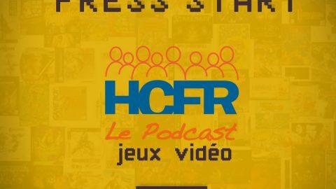 HCFR le Podcast Jeux-Vidéo, A03 – Des Jeux, Enfin !