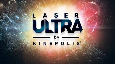 Laser Ultra by Kinepolis : L'alliance de l'image laser Barco et du son Dolby (Mis à jour)