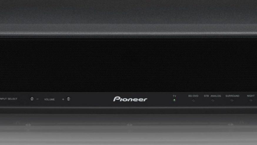 Pioneer SBX-B30 : nouvelle barre de son
