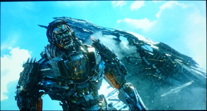 Transformers 4 - RC sur OFF