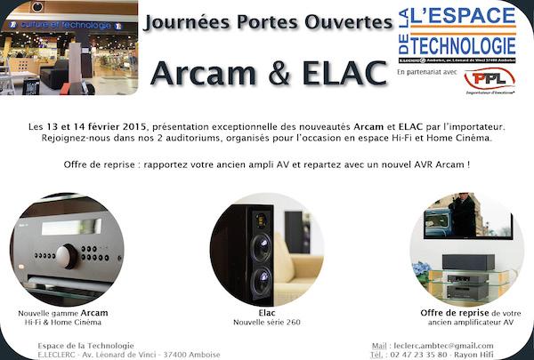 Amboise Elac Arcam