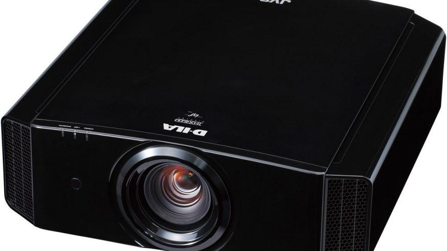 Test HCFR du projecteur JVC X700