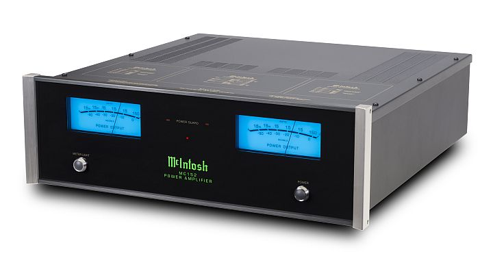 McIntosh - ampli MC152+Angle