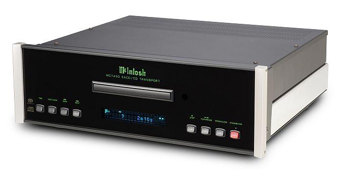 McIntosh - drive MCT450+Angle