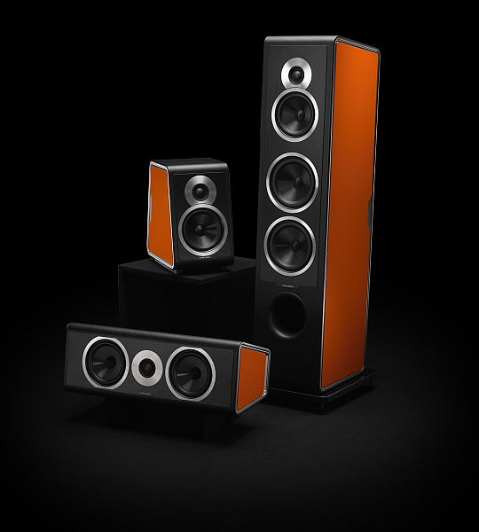Sonus Faber - Chameleon coll orange