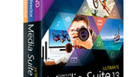 CyberLink Media Suite 13