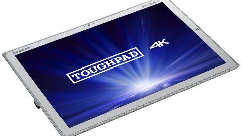 Panasonic Toughpad FZ-Y1 : lanouvelle référence des tablettes 4K grand format