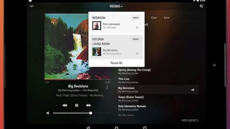 Sonos 5.4 : la nouvelle mise à jour disponible sur iOS et Android.