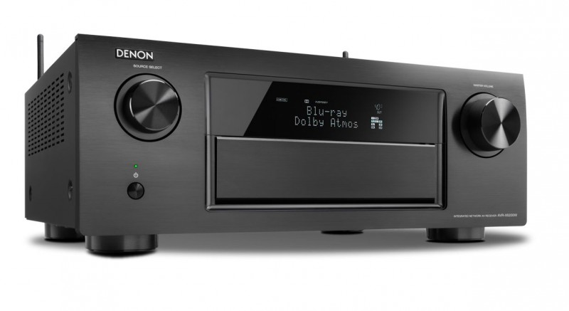 Denon-AVR-X6200W-front