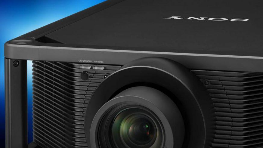 Démo laser 4K Sony France, Home-cinéma Concept & HCFR