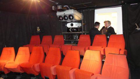 Retour sur la démo Laser 4K Sony France, Home-cinéma Concept & HCFR