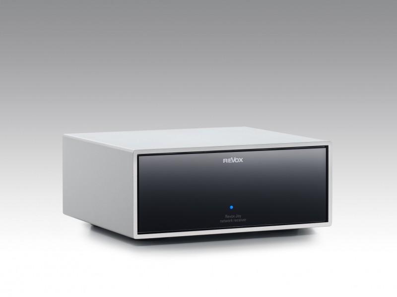 Revox Joy S118 audio network receiver - alu (2)