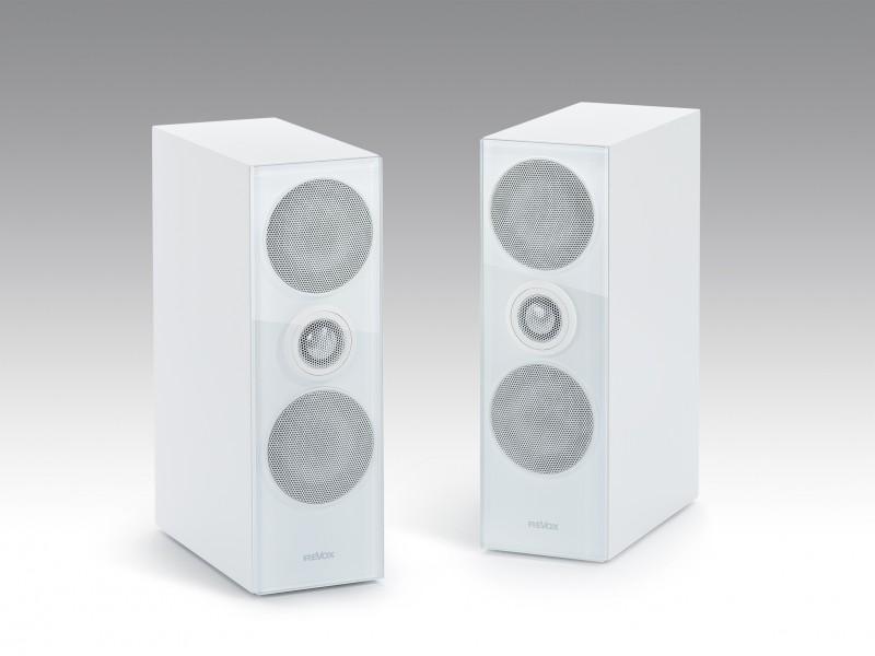 Revox enceintes Re-sound G shelf - blanc (1)