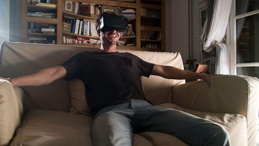 Immersit  transforme votre canapé en système de cinéma dynamique