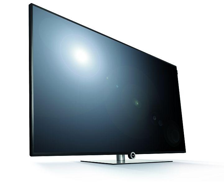 TV Loewe One 55 - Gauche