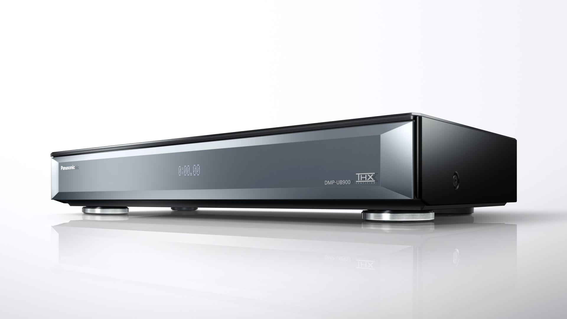 Test HCFR du Panasonic DMP-UB900, lecteur Bluray UHD