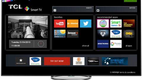 Test HCFR du TCL U58S7806S : un téléviseur UHD 4K de 58 pouces très abordable !