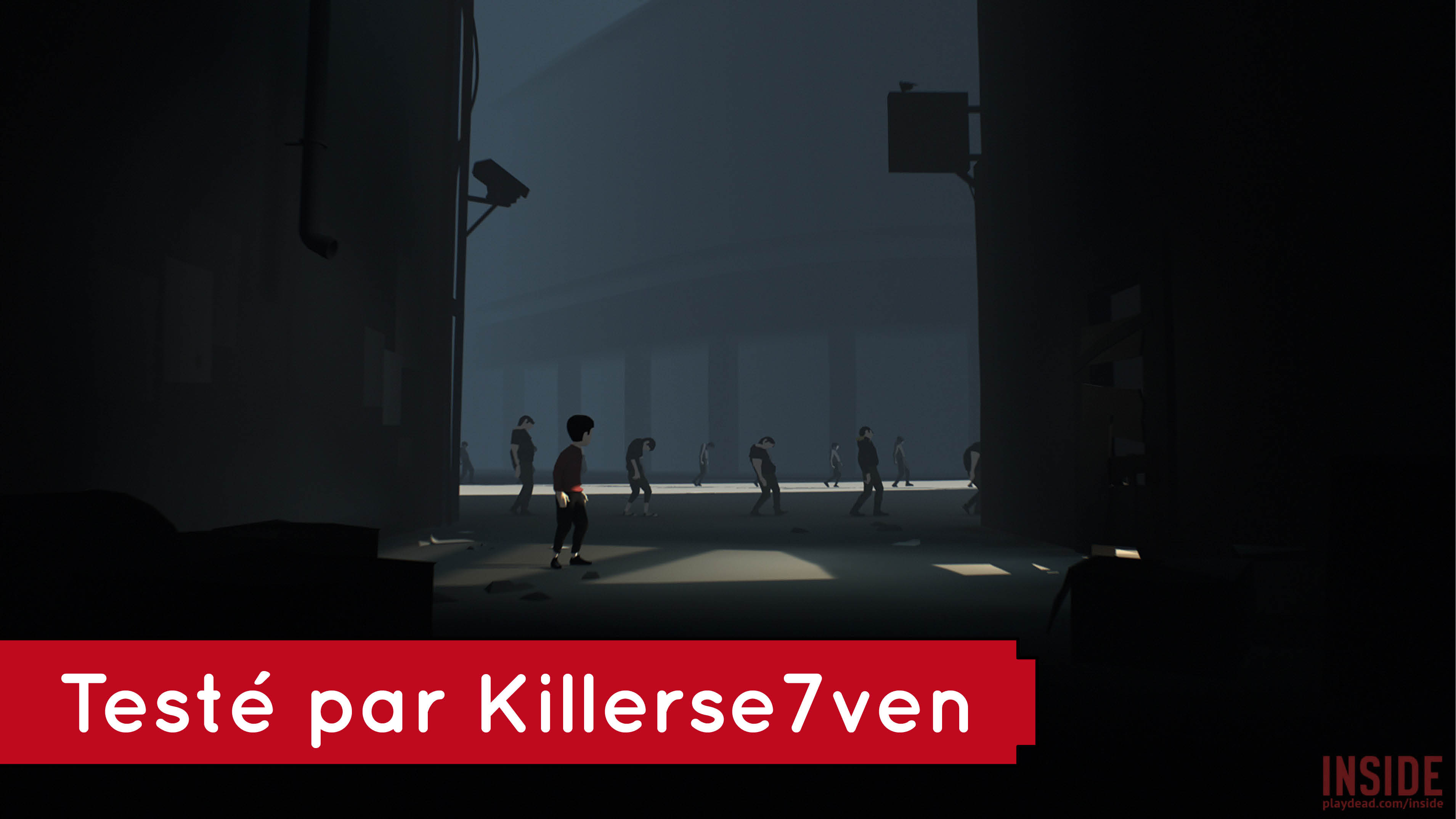 Critique d'Inside de Playdead