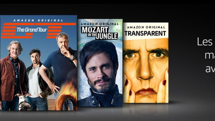 Amazon Prime Video désormais dispo chez nous en France