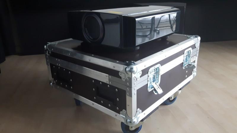 JVC DLA-X7500 – test HCFR – réception du projecteur & 1ers tests (màj 03 Fév)
