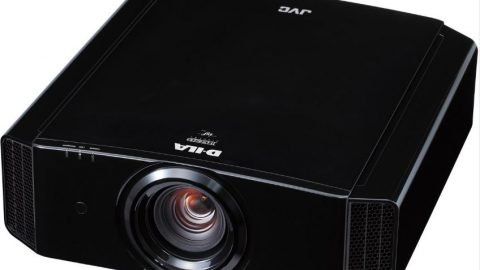 Test HCFR du JVC DLA-X7500, projecteur video e-shift UHD