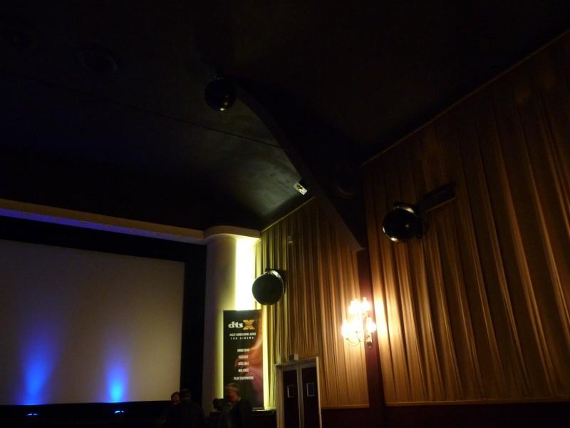 Cinéma Espace Ermitage Domont Elipson dts X
