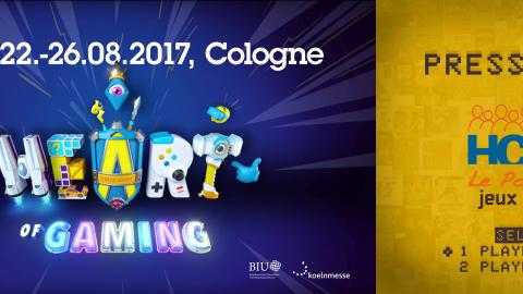 HCFR le Podcast Jeux-Vidéo, RTM3 – Bilan de la GamesCom 2017