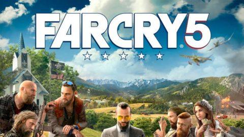 GamesCom 2017 : Nos impressions sur Far Cry 5 (VIDEO)