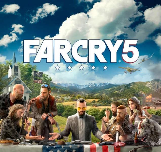 Farcry 5 c