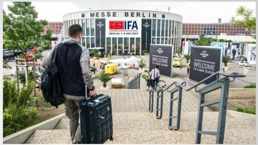 IFA 2017 – inauguration 30 Août avec les Conférences de Presse