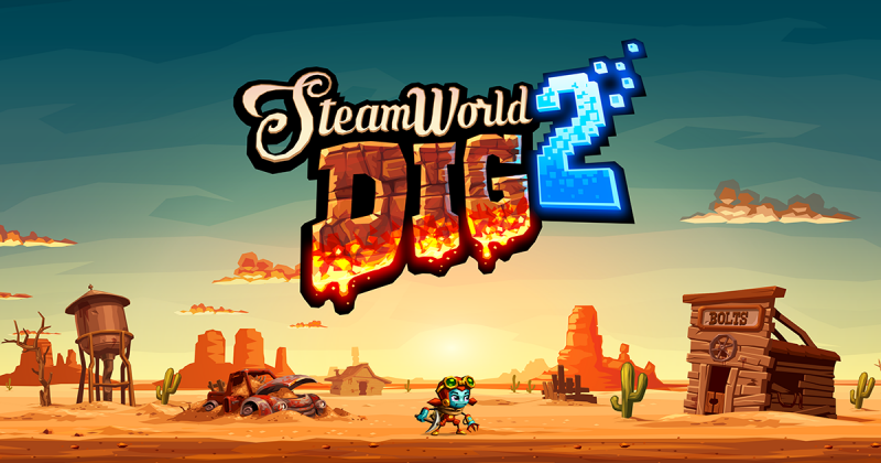 SteamWorld-Dig-2-Wallpaper-Desert-4K-Facebook