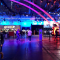 Le Stand Electronic Arts (EA)