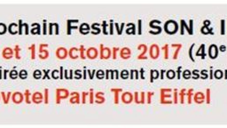 40ème Festival Son & Image, 14_15 Octobre, Paris.