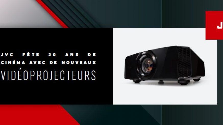 JVC présente à l'IFA ses nouveaux projecteurs DLA-X5900, X7900, X9900 et série limitée DLA-20LTD
