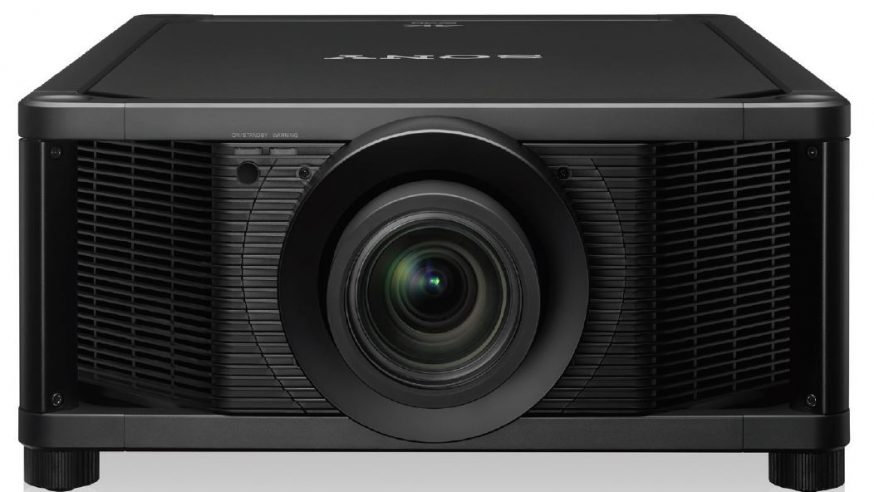 Projecteur Sony VPL-VW5000ES en test HCFR – video unboxing –